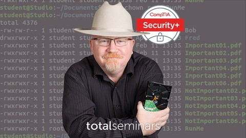 Comptia Security Certification Sy0 501 The Total
