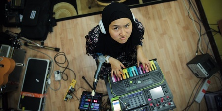 The Venopian Solitude and .gif bring diverse sounds to Pesta Raya Festival