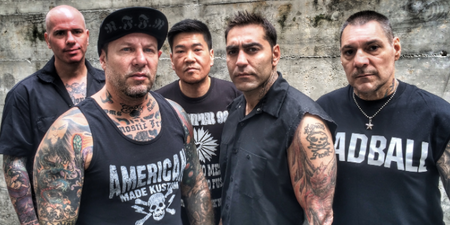 Agnostic Front to perform in Southeast Asia – Singapore, Indonesia, Bangkok stops confirmed
