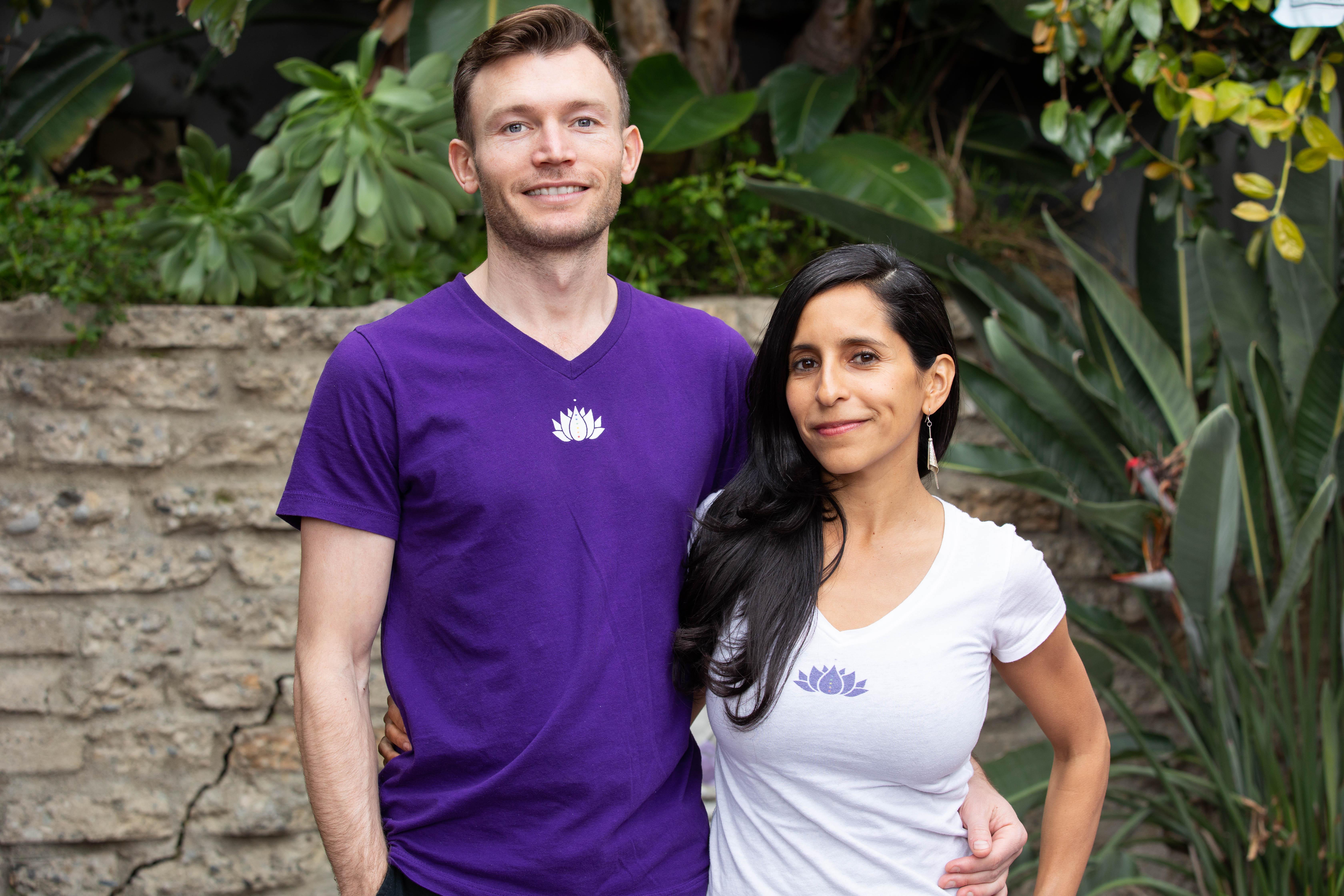 Marisa Reyes & Michael Meier