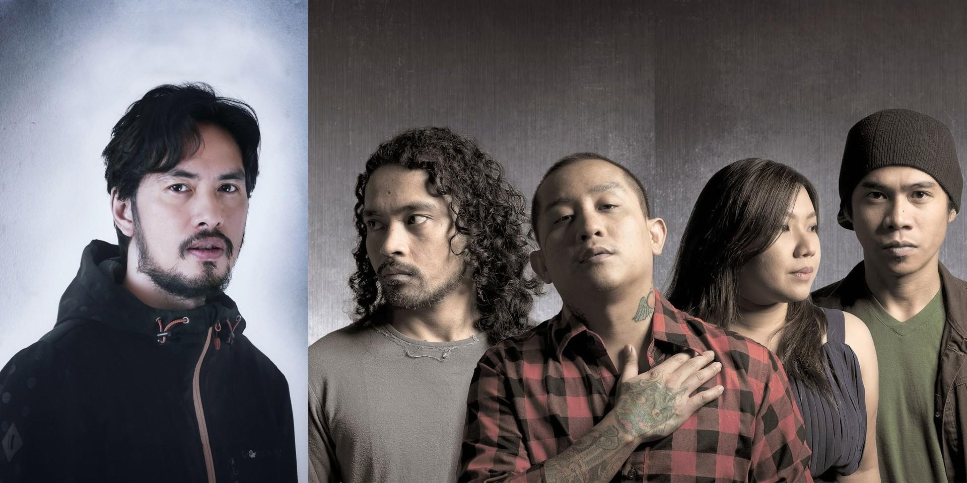 Rico Blanco & Urbandub announce joint US tour