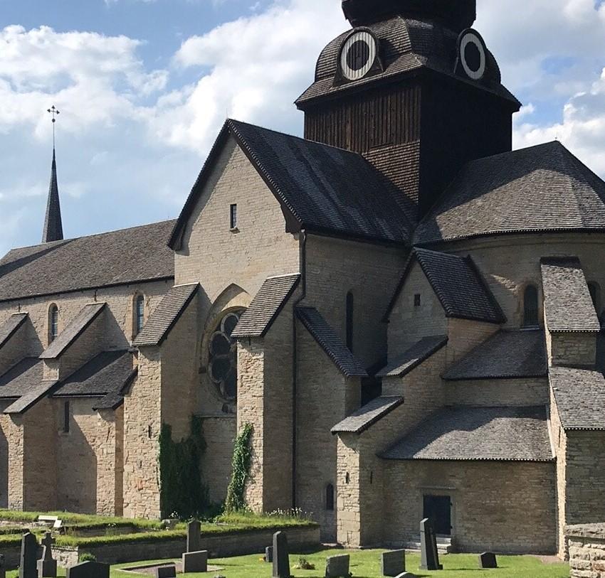 Varnhems_klosterkyrka_Kata_gård