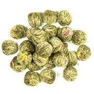 Jasmine Flower Bomb (Mò Lì Huā/茉莉花茶) - Premium Grade from The Hong Kong Tea Co.