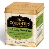 Earl Grey Green Full Leaf Tea Tin Can By Golden Tips Tea from Golden Tips Tea