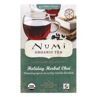 Holiday Herbal Chai from Numi Organic Tea