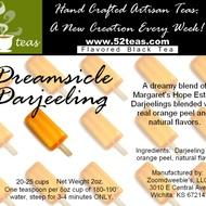 Dreamsicle Darjeeling from 52teas