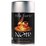 Tea Forte Noir Caramel Nougat from Tea Forte