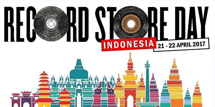 Record Store Day Indonesia 2017 will serve new atmosphere