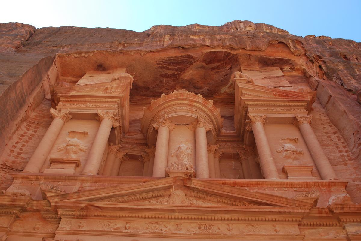 Romance and wonder in Petra