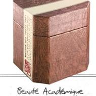 beauté académique from Maison des 3 Thes