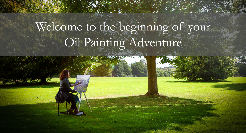 Oil Painting, Beginners Workshops, Creative Courses
