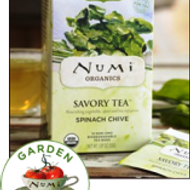 Spinach Chive (Savory Tea) from Numi Organic Tea