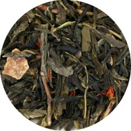 Mean Green Tangerine from Caraway Tea Company