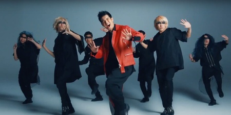 Nathan Hartono makes his bid for Mandopop stardom with the video for '爱超给电' (trans. 'Electric Love') – watch