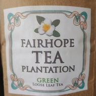 Green Tea from Fairhope Tea Plantation