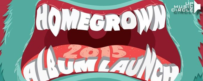 HOMEGROWN 2015 Album Launch