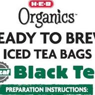 Organic Decaf Black Tea from HEB