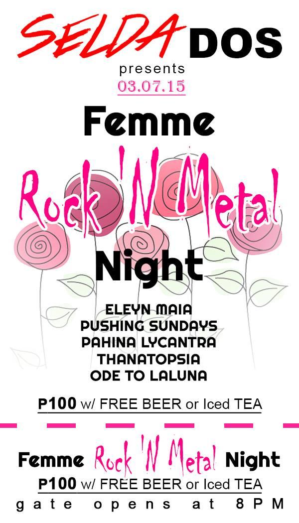 Femme Rock 'N Metal Night
