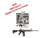 Smith & Wesson M&P Sport II Magpul FDE Combo Pack