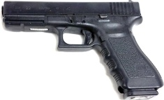 """Glock """"USED"""" GLOCK 22 40CAL GEN-3 FS 3-15RD MAGS GOOD CONDITION"""