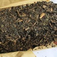 2011 Fu Zhuan Tea Brick from PuerhShop.com