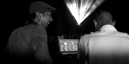 Singapore's D&B OGs throw a free pop-up party at Cherry Discotheque
