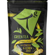 Green Tea with Ginger & Lemon from Tg