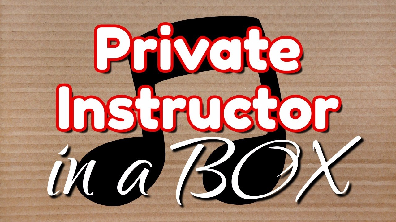 private instructor in a box - image