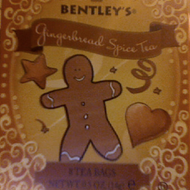 Gingerbread Spice Tea from Bentley's