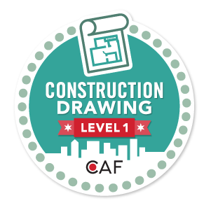 Construction Drawing - Level 1