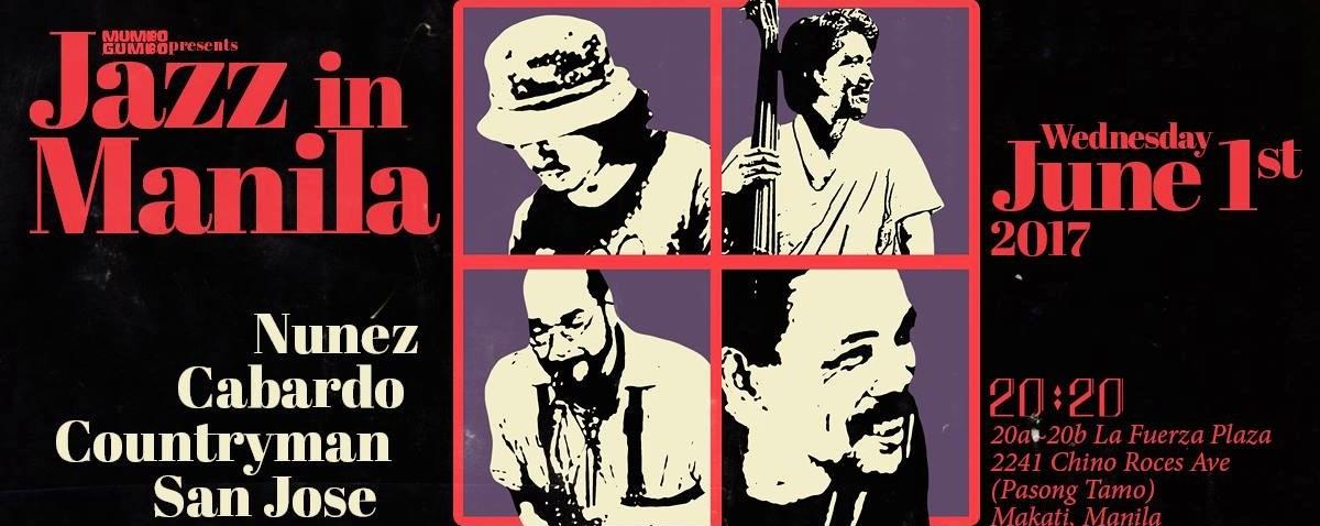 Mumbo Gumbo: Jazz in Manila