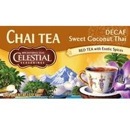 Sweet Coconut Thai Chai from Celestial Seasonings