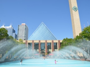 picture from Edmonton City Hall