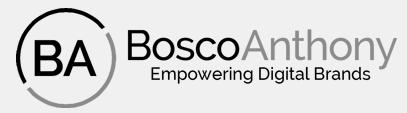 Bosco Anthony
