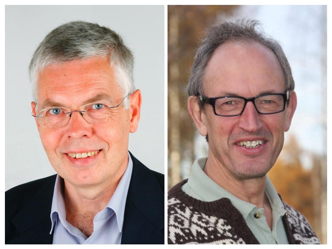 Dr Ola Schenström,  Lege Olav Lund