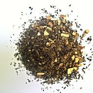 Orange & Mint Green Tea from Mingle Tea