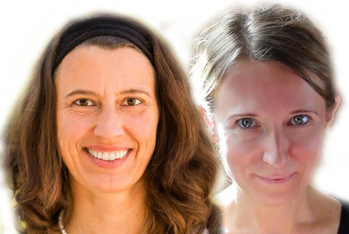 Evelyn Podubrin & Lucie Gräbe