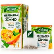 Herbatka na zimno - Mięta Mango from Herbapol