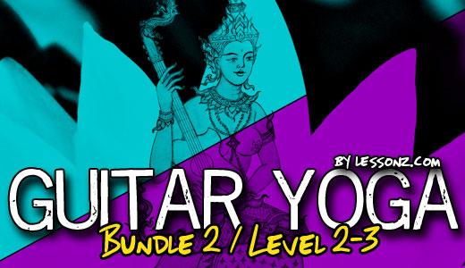 Guitar Yoga Bundle 2