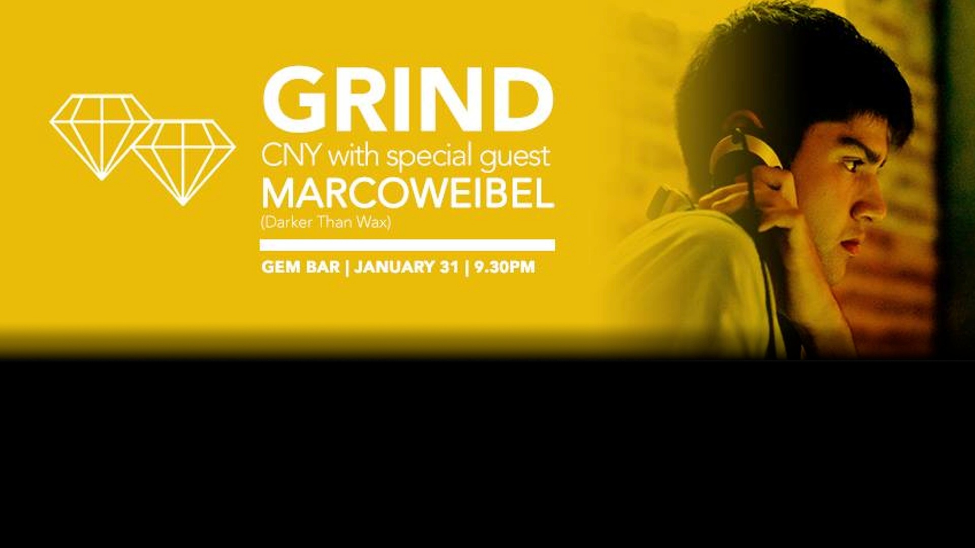 GRIND with special guest Marcoweibel