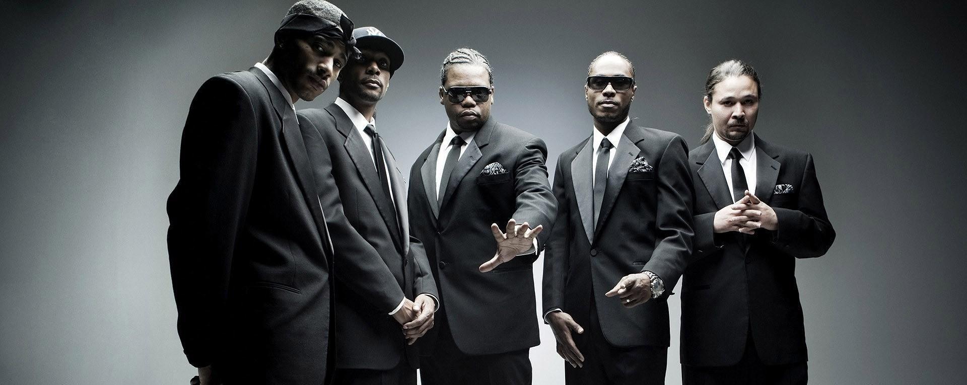 Bone Thugs-N-Harmony Live in Manila