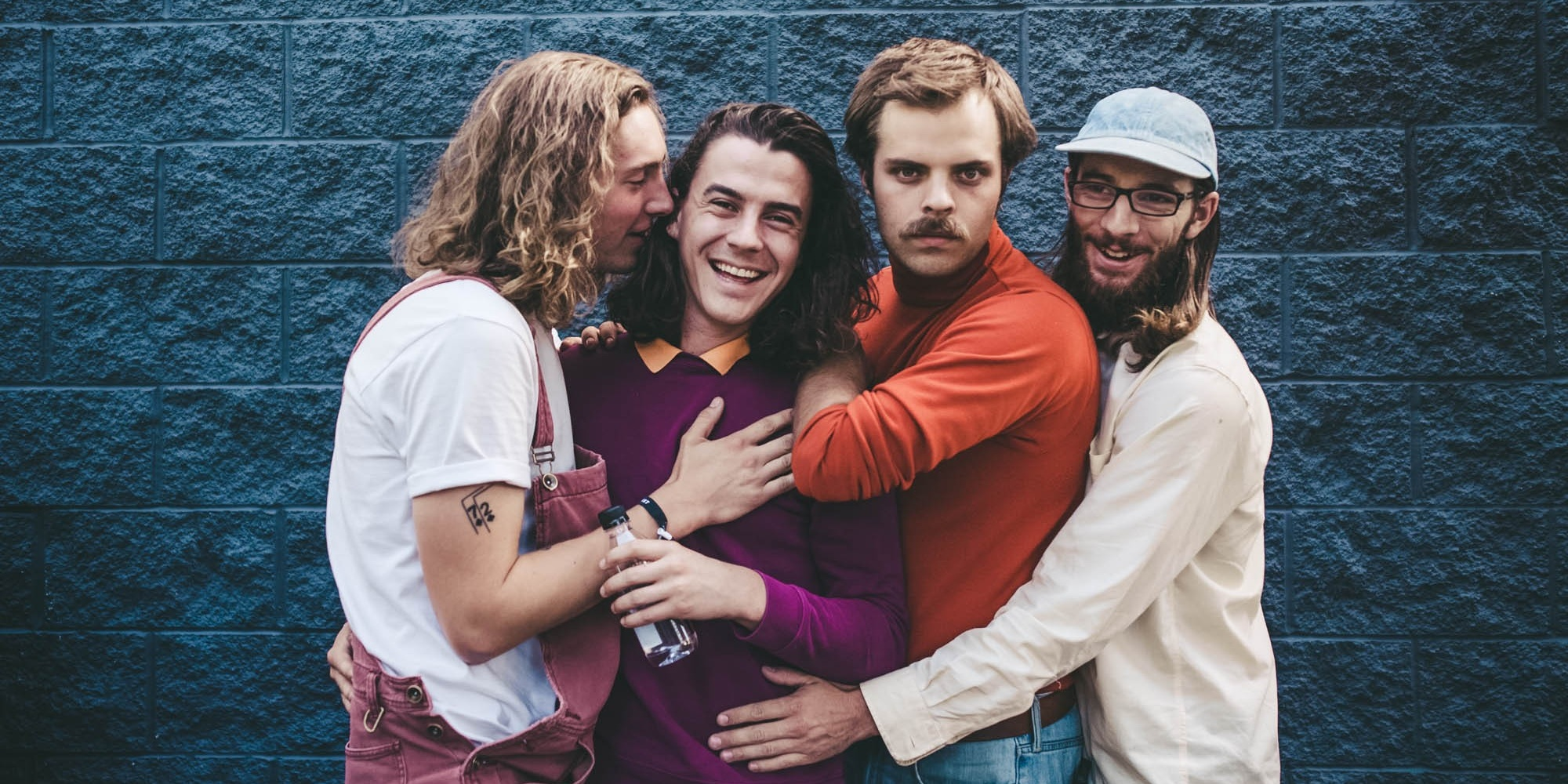 Peach Pit to perform in Singapore