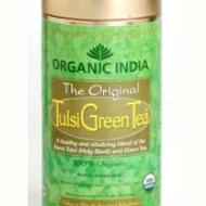 Green Tulsi Tea - Loose Leaf from Organic India