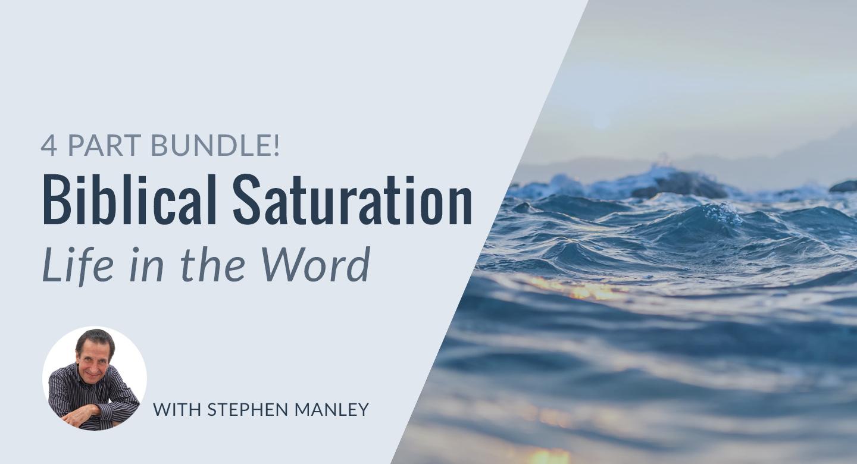 Biblical Saturation Bundle