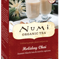 Holiday Chai from Numi Organic Tea