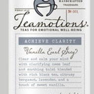 Achieve Clarity - Vanilla Earl Grey from Teamotions