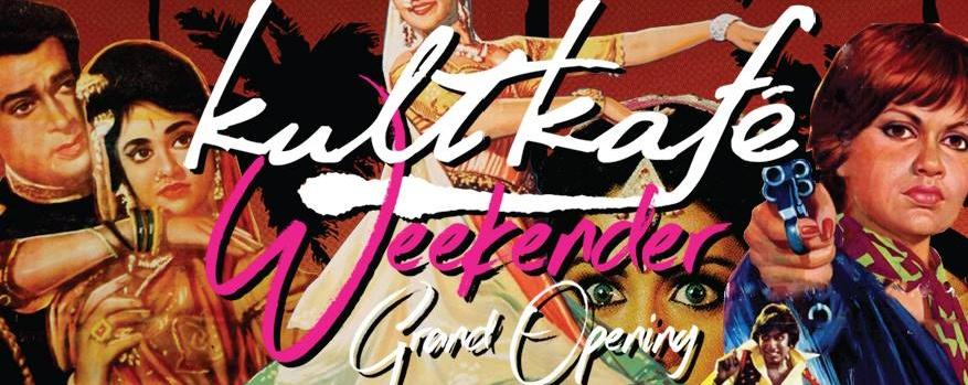 Kult Kafe Grand Opening Weekender