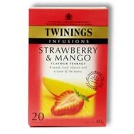 Strawberry and Mango Fresh and Fruity from Twinings