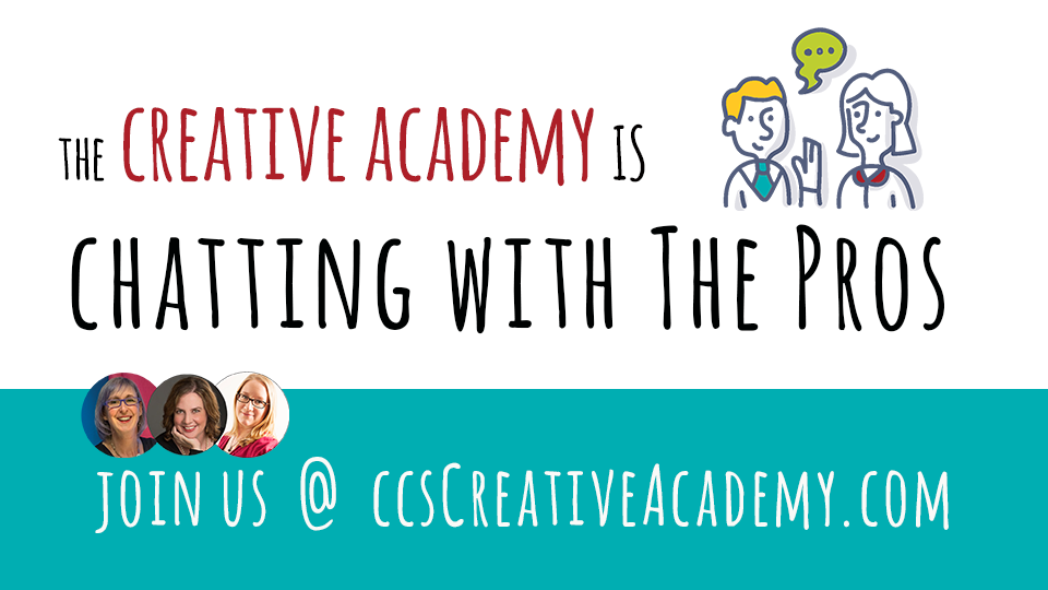 Chatting with Industry PROs @ The Creative Academy