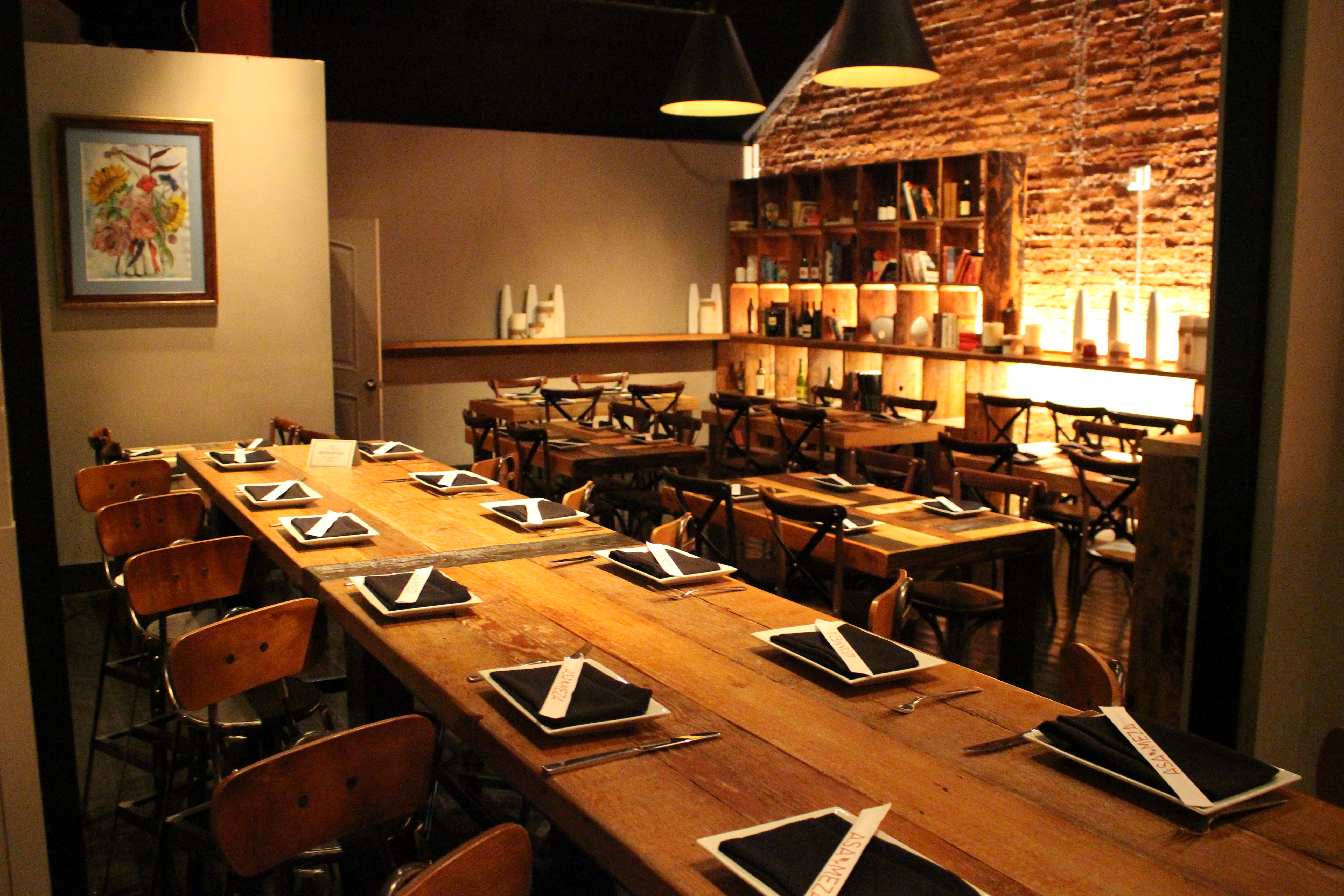 Library Lounge | Restaurant Venue for Rent in Los Angeles